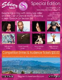 6 Sheer Talent Oct 10