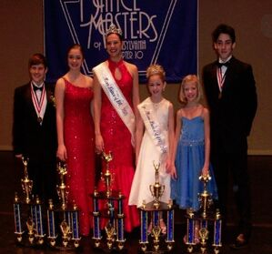 ALDC Trophies at Dance Masters of Pennsylvania 2011