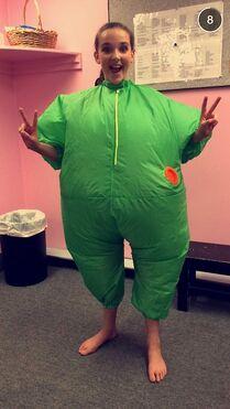 504 halloween Kendall