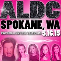 Spokane event - posted by Kira on 15May2015