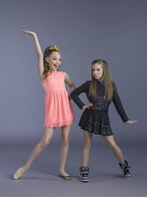 Maddie and Mackenzie Season 4B