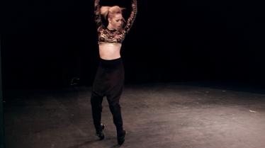 Dance Mums 207 Sam tap solo 1