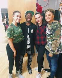 705 Kalani and Kendall at ALDC LA
