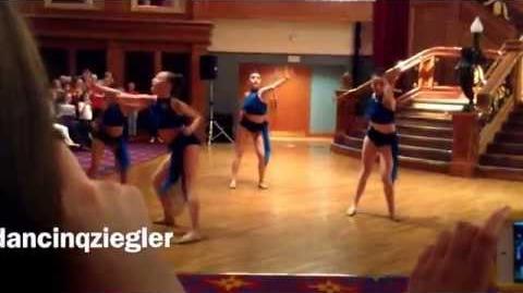 ALDC UNAIRED GROUP DANCE - NO SIGN OF LIFE (Ireland)