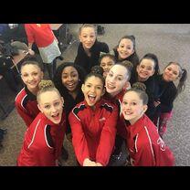 CADC BDA Tessa Haley kerryntonjones Ava Ashtin Vivi chlobear316 (birthday) Haley 2015-03-16 - via AshtinIG
