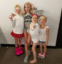 720 Maesi, Brynn, Elliana and Lilliana