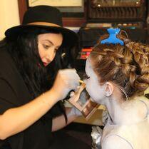 Mackenzie with HMA Diana Kaz - ddkaz