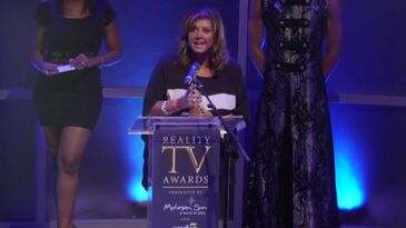 Abby Lee Miller - Reality TV Awards - Best Villain - 14May2015