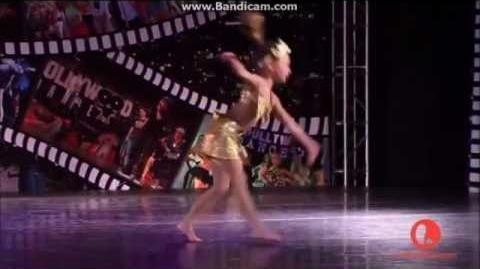 "Dance Moms - Mackenzie's Solo ""Hollywood"""