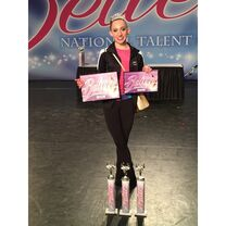 Chloe Smith - 1st place at Believe (heavily attended by Krysties KDA) - 2015-03-28