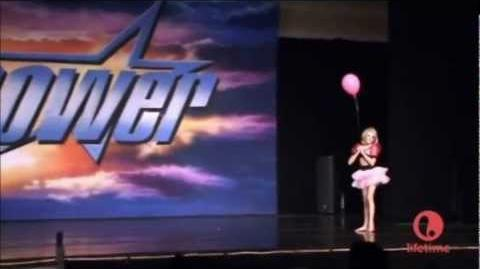 Paige's Balloon Solo-People-Dance Moms