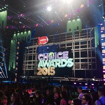 Kids Choice Awards - Best Reality Show - March 2015 b