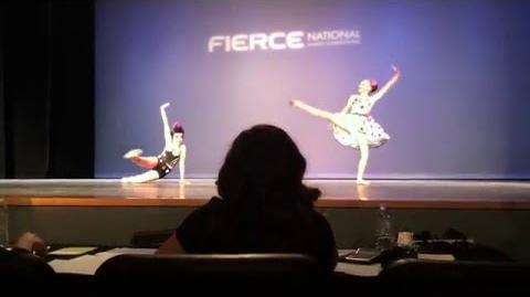 Longer Version, Dance Moms, ALDC Jr Duet Kendall and Brynn The Odd Couple