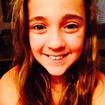 Kaycee selfie 2014-06-15