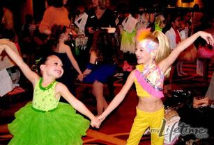 Young Maddie and Paige (2)