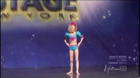 Dance Moms Paige Forgets Her Solo