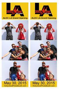 Kendall Mackenzie Nia ALDC LA opening 1