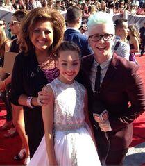 Maddie Abby VMA 2014 1