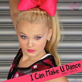 JoJo - I Can Make You Dance photo 2015