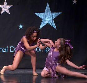 512 Nia and Mackenzie - The Little Girl Down the Lane