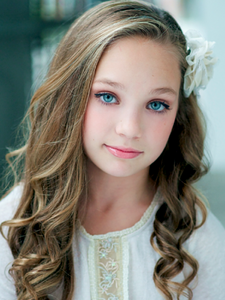 Maddie headshot from official website