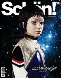 Schon Maagazine 28 Maddie Ziegler Cover