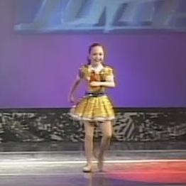 Maddie USO Show at Jump