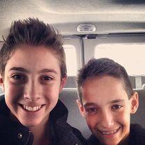 Nick Daniels-Instagram-Gino