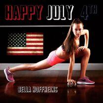 Bella Hoffheins 4th of July 2015
