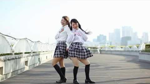 【まぁむとまりえ】Sweetie×2踊ってみた【ミジンコ】