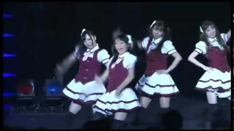 LiveVer【DANCEROID】メグメグ☆ファイアーエンドレスナイト★実谷なな