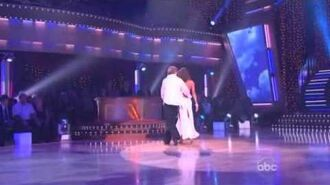 Brooke Burke & Derek Hough - Rumba