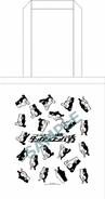 Danganronpa V3 Preorder Bonus Tote Bag from Loppi・HMV