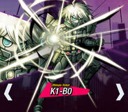 K1-B0 Keebo Kiibo Ki-Bo Danganronpa V3 Official English Website Profile (Mobile)