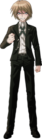 File:Byakuya Togami Fullbody Sprite (17).png
