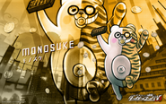 Digital MonoMono Machine Monosuke PC wallpaper