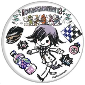 File:GraffArt Can Badge Kokichi Oma.png