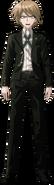 Byakuya Togami Fullbody Sprite (18)