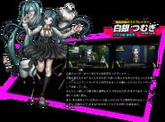 Tsumugi Shirogane Danganronpa V3 Official Japanese Website Profile