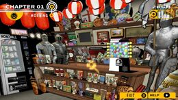 Danganronpa 1 School Store