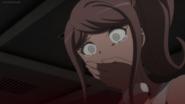 Asahina reacts to Kirigiri's death