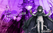 Digital MonoMono Machine Kokichi Oma PC wallpaper