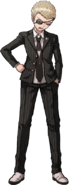 Fuyuhiko Kuzuryuu (Eyepatch) Fullbody Sprite (8)