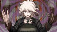 The Servant cheering for Komaru