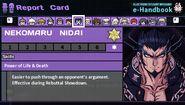 Nekomaru Nidai's Report Card Page 7