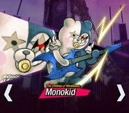 Monokid Danganronpa V3 Official English Website Profile (Mobile)