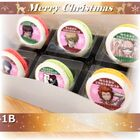 Priroll DR1 Macarons Christmas Set B