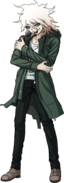 Nagito Komaeda Fullbody Sprite (16)