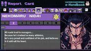 Nekomaru Nidai's Report Card Page 2