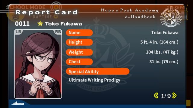 File:Toko Fukawa Report Card Page 1.jpg
